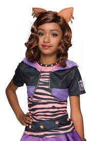 Monster High Halloween Costumes Clawdeen Wolf by Monster High Costumes