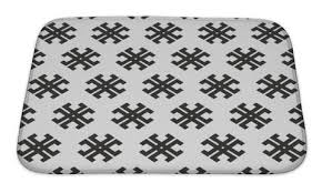 Black And White Bathroom Rugs Bath Mats And Rugs U2013 Gear New