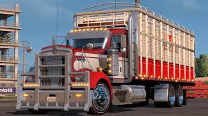 kw trucks ats mods kenworth w900 torton beta american truck simulator