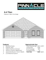 Garage Length by Alps Home Designs Dream Homes