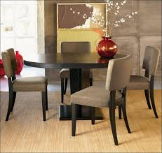 Espresso Pedestal Dining Table Kitchen Espresso Dining Room Table With Leaf Overstock Espresso