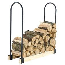 outdoor fireplace log rack blower inside firewood holder storage