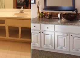 Diy Kitchen Cabinet Doors Bathroom Cabinets Reface Bathroom Cabinet Doors Refacing Benevola