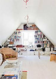 10 attic home office design ideas rilane