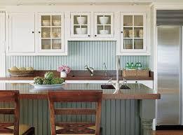 cottage kitchen islands beadboard kitchen island design ideas