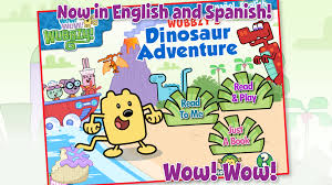 wubbzy u0027s dinosaur adventure android apps google play