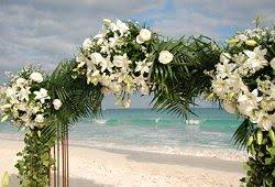 wedding arch leaves pictures of wedding arches lovetoknow