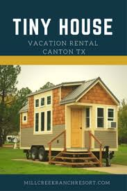 vacation in a tiny house tiny house rentals in texas find their niche as vacation homes