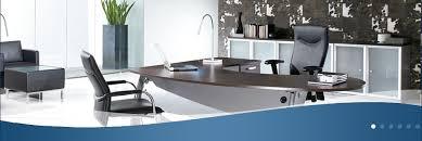 meuble de bureau design mobilier de bureau d occasion bureau avec retour amovible
