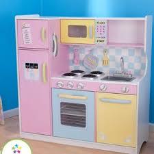 kidkraft island kitchen play kitchen sets accessories you ll wayfair
