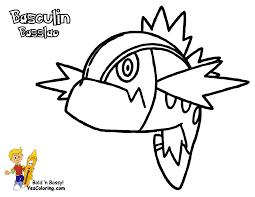 quick pokemon black white coloring pages drilbur scrafty