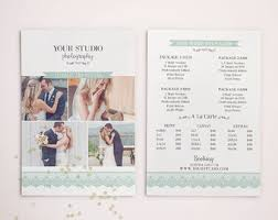 wedding photography pricing photography pricing template price guide list for