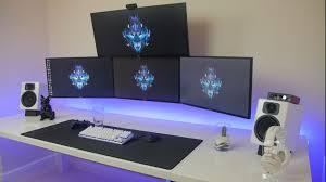 ultimate insane gaming setup montage youtube
