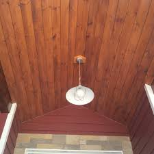 Porch Ceiling Material Options by Munro Contracting On Twitter