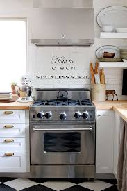 Clean Stainless Steel Cooktop How To Clean Stainless Steel The Art Of Doing Stuffthe Art Of