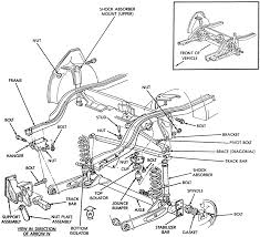 jeep suspension diagram repair guides rear suspension rear crossmember axle assembly