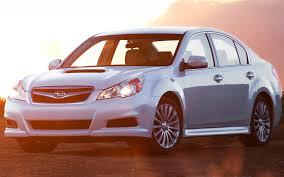 2010 subaru legacy 2 5gt limited verdict motor trend