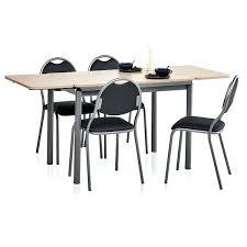 table pour la cuisine table basculante cuisine ilot central de la cuisine mactisse