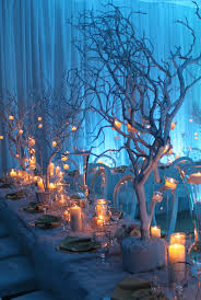 winter wonderland wedding candles christmas best wedding