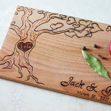 wedding gift cutting board personalized cutting board wedding cutting board anniversary