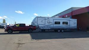 nissan titan camper 35 u0027 5th wheel and titan xd nissan titan xd forum