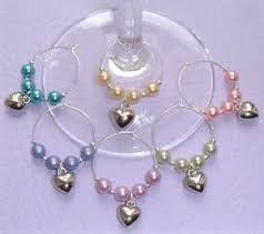 best 25 wine glass charms ideas on unique wine