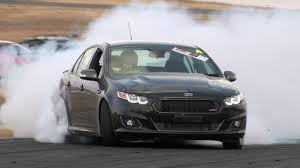ford fgx falcon xr8 powerskids youtube