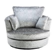 Round Armchairs Sofas Wonderful Leather Swivel Recliner Round Swivel Armchair