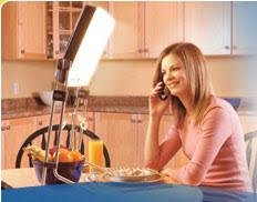 Light Box Sad Light Therapy Seasonal Affective Disorder Sad Lightbox