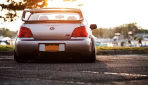 subaru impreza modified wallpaper wallpaper subaru impreza wrx sti car bumper rear view hd