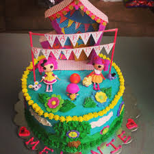 lalaloopsy cake scratch pure buttercream icing design