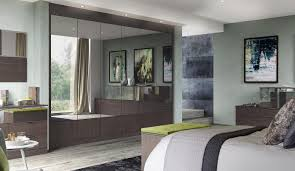 vigo range contemporary fitted wardrobes hammonds