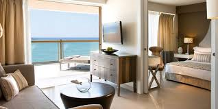 luxury hotels greece halkidiki sani luxury beach hotel rooms these beautifully spacious 50m2 suites provide a separate bedroom and living area to ensure a luxuriously comfortable stay the contemporary design has