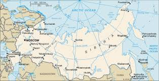 russia in maps map of russia terrain area and outline maps of russia