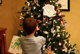 restring christmas tree lights how to restring a pre lit christmas tree picture of h decorating the