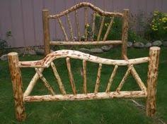 rustic pine bed frames advantage of owning a pine bed log beds