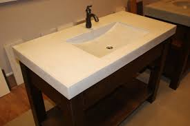 bathroom awesome trough sink vanity for your bathroom design