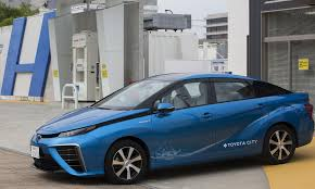 opel china toyota to bring mirai hydrogen fuel cell sedan to china