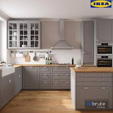 ikea bodbyn gray kitchen cabinets view bodbyn kitchen images