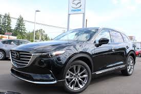 new 2017 mazda cx 9 signature everett wa mazda of everett