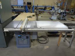 table saw power feeder another exciting auction by troyer auction services