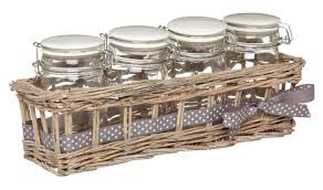 Glass Kitchen Canisters 100 Glass Canister Set For Kitchen Home Essentials Glass