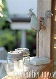 How To Charge Solar Lights - mason jar solar lights hometalk
