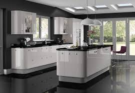 deco cuisine blanche et grise 1001 idées déco cuisine gris et blanc sobre et efficace
