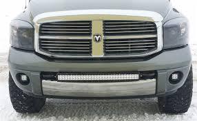 ram 1500 light bar bumper dodge ram 1500 02 08 hd 03 15 elite series 30 inch single row