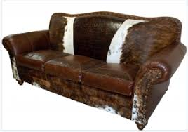 Leather Club Sofa Rustic Sofas Chairs Southern Creek Rustic Furnishings