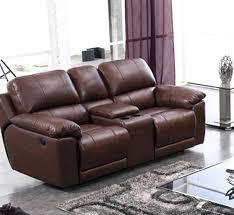 Recliner Leather Sofa Electric Leather Recliner Sofa U2013 Stjames Me