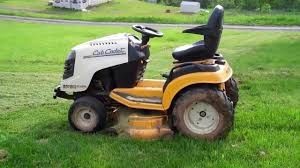 cub cadet 2550 gt youtube