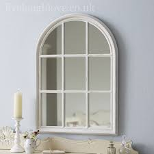 large arch window antique white live laugh love