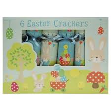 Easter Cake Decorations Tesco by Buy Easter Crackers From Our Christmas Ribbons Bows U0026 Gift Tags